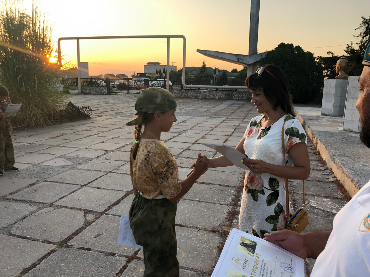 Крым: 1-ая летняя смена 02.06-22.06